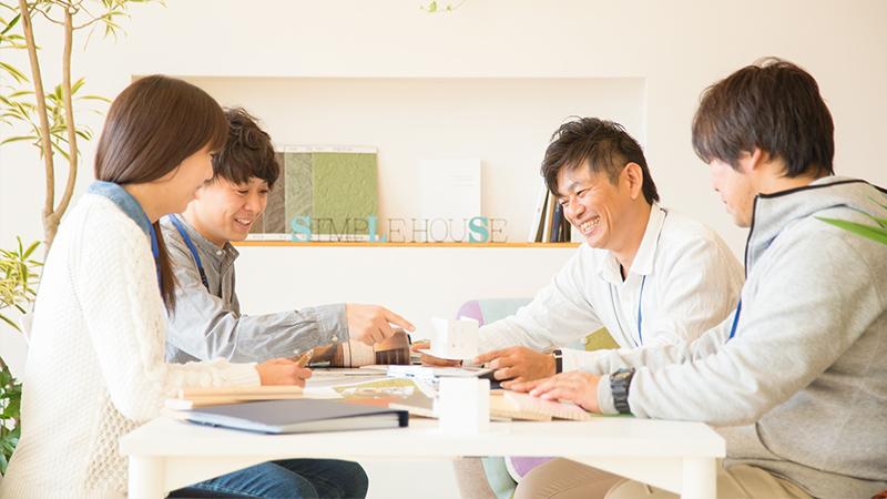 シンプルハウス横浜ではほぼ、毎日無料相談会を実施しています